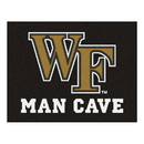 Fanmats 17350 Wake Forest Man Cave All-Star Mat 33.75