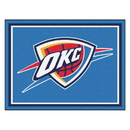 Fanmats 17462 NBA - Oklahoma City Thunder 87