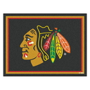 Fanmats 17507 NHL - Chicago Blackhawks 87