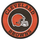 Fanmats 17681 NFL - Cleveland Browns Roundel Mat 27