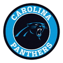 Fanmats 17953 NFL - Carolina Panthers Roundel Mat 27