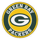 Fanmats 17959 NFL - Green Bay Packers Roundel Mat 27