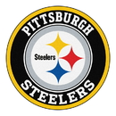 Fanmats 17972 NFL - Pittsburgh Steelers Roundel Mat 27
