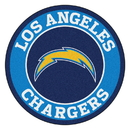 Fanmats 17973 NFL - Los Angeles Chargers Roundel Mat 27
