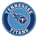 Fanmats 17978 NFL - Tennessee Titans Roundel Mat 27