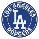 Fanmats 18139 MLB - Los Angeles Dodgers Roundel Mat 27