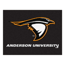 Fanmats 18422 Anderson (IN) State All-Star Mat 33.75