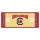 Fanmats 18509 South Carolina Basketball Court Runner 30