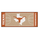 Fanmats 18512 Texas Basketball Court Runner 30