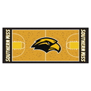 Fanmats 18588 Southern Miss Basketball Court Runner 30