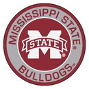 Fanmats 18623 Mississippi State Roundel Mat 27