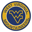Fanmats 18648 West Virginia Roundel Mat 27