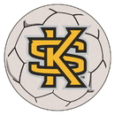 Fanmats 18657 Kennesaw State Soccer Ball 27