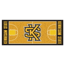 Fanmats 18662 Kennesaw State Basketball Court Runner 30
