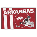 Fanmats 18732 Arkansas Uniform Starter Rug 19