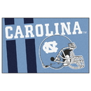 Fanmats 18766 North Carolina Uniform Starter Rug 19