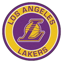 Fanmats 18839 NBA - Los Angeles Lakers Roundel Mat 27