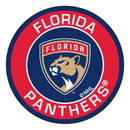 Fanmats 18873 NHL - Florida Panthers Roundel Mat 27