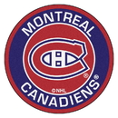 Fanmats 18876 NHL - Montreal Canadiens Roundel Mat 27