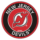 Fanmats 18878 NHL - New Jersey Devils Roundel Mat 27
