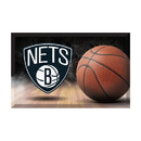 Fanmats 19096 NBA - Brooklyn Nets Scraper Mat 19