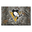 Fanmats 19169 NHL - Pittsburgh Penguins Scraper Mat 19