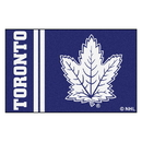 Fanmats 19278 Toronto Maple Leafs Uniform Starter Rug 19