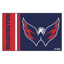 Fanmats 19280 Washington Capitals Uniform Starter Rug 19