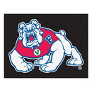 Fanmats 19282 Fresno State All-Star Mat 33.75