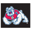 Fanmats 19289 Fresno State Tailgater Rug 59.5