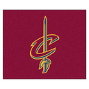 Fanmats 19433 NBA - Cleveland Cavaliers Tailgater Rug 59.5