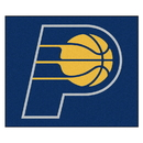 Fanmats 19445 NBA - Indiana Pacers Tailgater Rug 59.5