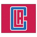 Fanmats 19447 NBA - Los Angeles Clippers Tailgater Rug 59.5