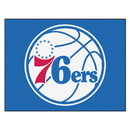Fanmats 19467 NBA - Philadelphia 76ers All-Star Mat 33.75