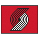 Fanmats 19471 NBA - Portland Trail Blazers All-Star Mat 33.75