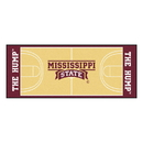Fanmats 19531 Mississippi State Basketball Court Runner 30