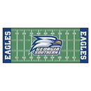Fanmats 19612 Georgia Southern Football Field Runner 30