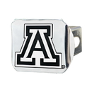 Fanmats 20558 Arizona Chrome Hitch Cover 3.4