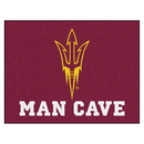Fanmats 20652 Arizona State Man Cave All-Star Mat 33.75