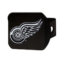 Fanmats 20994 NHL - Detroit Red Wings Black Hitch Cover 3.4