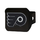 Fanmats 20995 NHL - Philadelphia Flyers Black Hitch Cover 3.4