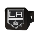 Fanmats 21006 NHL - Los Angeles Kings Black Hitch Cover 3.4
