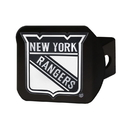 Fanmats 21008 NHL - New York Rangers Black Hitch Cover 3.4