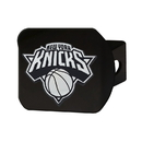 Fanmats 21015 NBA - New York Knicks Black Hitch Cover 3.4