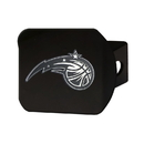 Fanmats 21017 NBA - Orlando Magic Black Hitch Cover 3.4