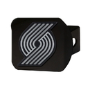 Fanmats 21018 NBA - Portland Trail Blazers Black Hitch Cover 3.4