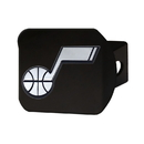 Fanmats 21020 NBA - Utah Jazz Black Hitch Cover 3.4