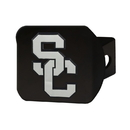 Fanmats 21048 Southern California Black Hitch Cover 3.4