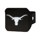 Fanmats 21050 Texas Black Hitch Cover 3.4