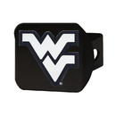 Fanmats 21054 West Virginia Black Hitch Cover 3.4